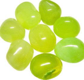 Prisha Parrot Green Decorative Stone (0.5 Kg)