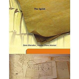 The Egoist 1914 [Harcover]