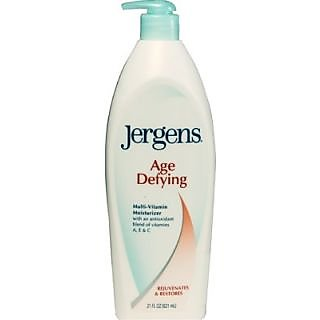 Jergens Age Defying Multi-Vitamin Moisturizer (621 ml)