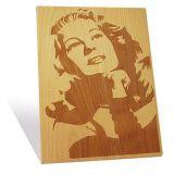 Engrave Rita Hayworh Plaque-EPSS004RH_1