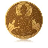 Engrave Buddha The Preacher Plaque Epav010bp