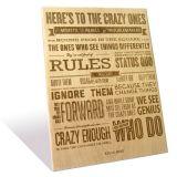 Engrave Crazy Ones Plaque-EPMQ001CO_2