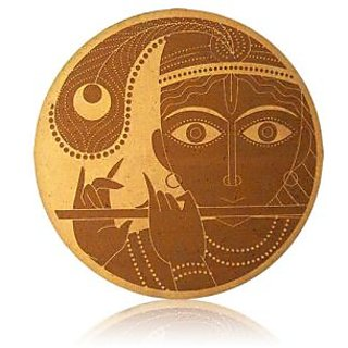 Engrave Krishna The Cowherd Prince Plaque Epav008kp