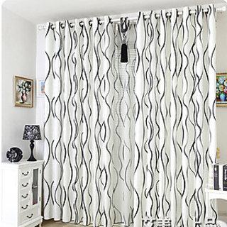 Buy Swayam White Plain Shower Curtain Online Shopclues