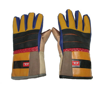 Super Plus Leather Driving Gloves