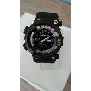 dual time digital fiber watch