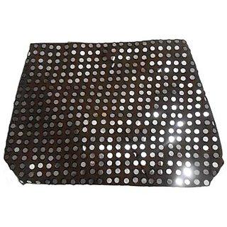 Stylish glass work hand bag