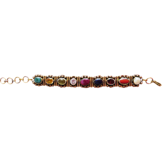 Navagrah Navaratna Bracelet
