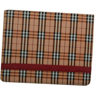 I Pad Case For All Ipads - Checks Design / Brown Color
