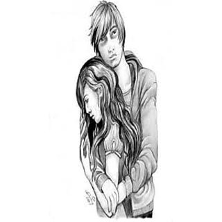 Beautiful Pencil Sketches Of Couples I