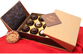 De'Arco Chocolatier - Crunchy Peanut Butter