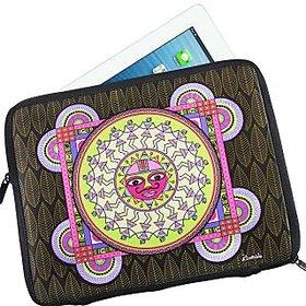 Warli Design Ipad Sleeve