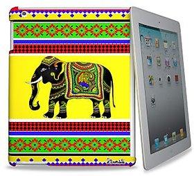 Kolorobia Royal Elephant Ipad Cover