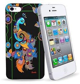 Kolorobia Elegant Peacock Iphone 4 N 4S Cover