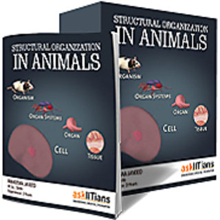 Complete Structural Organization in Animals Online course for AIPMT