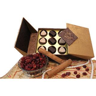De'Arco Chocolatier - Dual Greetings