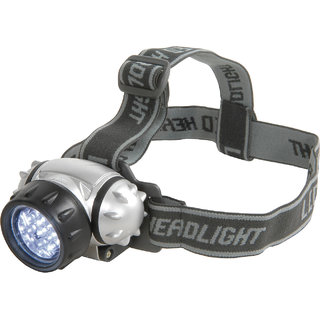 12 LED Headlight Flashlight Head Lamp with 4 Modes