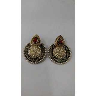 Aggarwal Jewellers Fashions Multicolour Earring