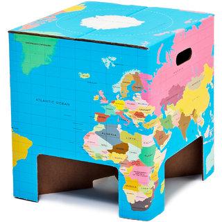 Dutch Design Chair - World cube