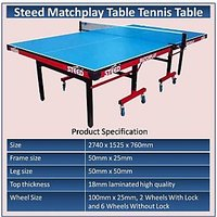 Matchplay Tt Table