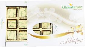 Ghasitarams Assorted Chocolates 12 pcs White Box