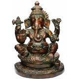 Big Ganesha In Antique Finish