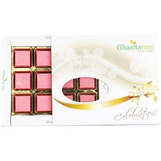 Ghasitarams Strawberry Flavoured  Chocolate