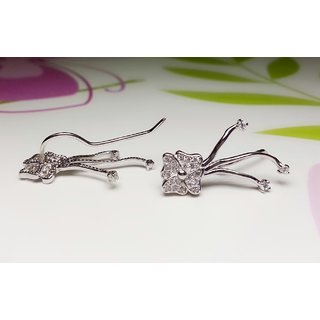 92.5  PURE STERLING SILVER EARRINGS