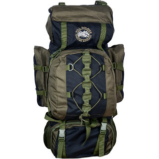 Hill Soldier Detachable Rucksack - 80 L