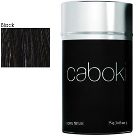 Caboki Hair Building Fiber - Black 25gm