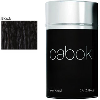 Caboki Hair Building Fiber - Black 25gm
