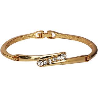 Touchstone Gold Bracelet For Women