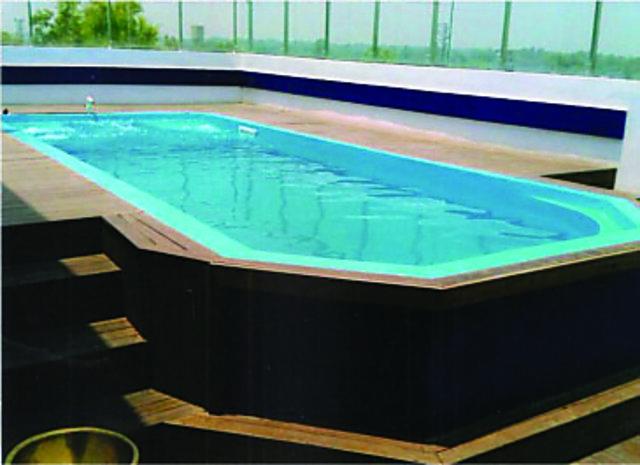 Readymade Swimming Pool