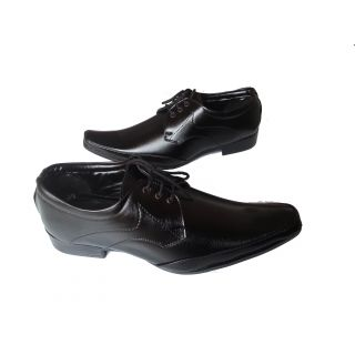 Stylish Black Men's Formal Shoes