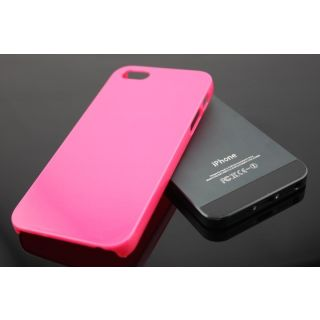 Plastic Hard Cover For iPhone 5 5S