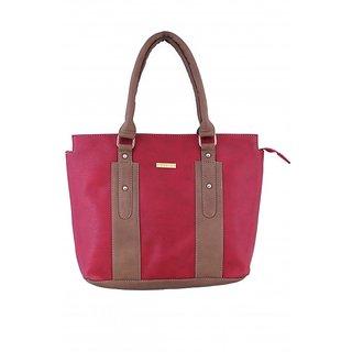 Osaiz Stylish Bag Hand-held Bag Red-01