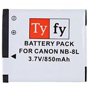 Tyfy NB8L Digital Camera Battery