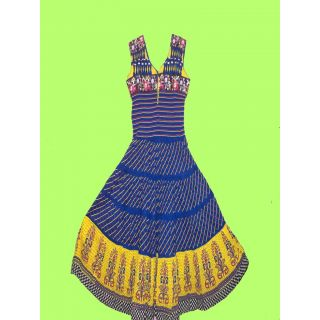 Raisha Fashion blue Cotton Kurti