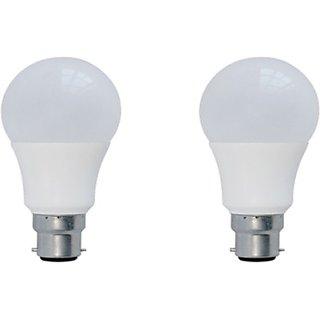 Syska 5 Watt B22 Led White Bulbs Pack Of 2 With 2 year Warranty