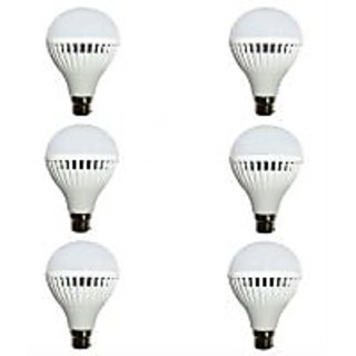 LED BULB 3 WATT-(set of 5 pcs) + 1 pcs FREE