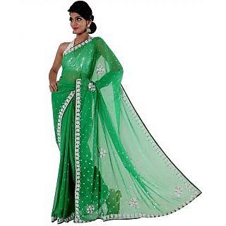 Party wear & Bollybood style saree