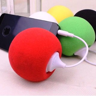 Hotsell Creative Mini Portable Music Balloon Speaker Cute Ball