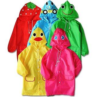Kids Rain Coat children Raincoat Rainwear/Rainsuit,Waterproof Animal  Raincoat