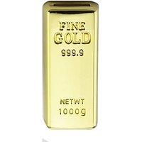 Microware Golden Biscuit Shape 16Gb Pen Drive