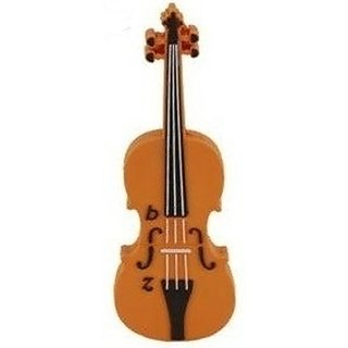 Microware Violin Guitar Shape 16 Gb Pen Drive