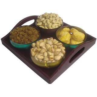 INSALCO SERVING TRAY 5 PCS