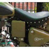 Royal Low Rider Seat For Royal Enfield