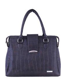 Hand Bags, Ladies Bags (Osaiz 518BR Hand-held Bag)