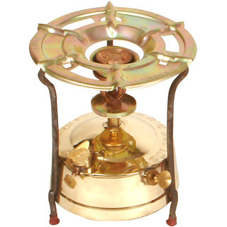 NET Kerosene Pressure Stove, Brass Tank, Single Burner, Capacity: 1.5 litre
