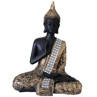 Somyaleger Golden Sitting Buddha